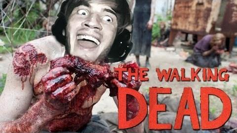 DON'T EAT THE FOOD! - The Walking Dead (Episode 2) - Part 5