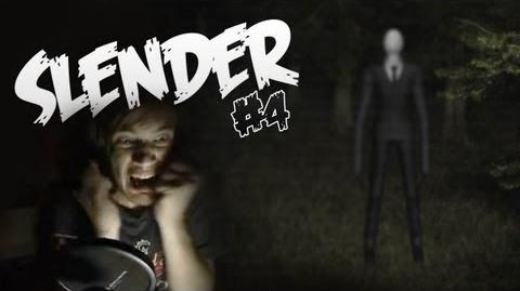 SLENDER - FINAL ATTEMPT! - SLENDER - Part 4 - Let's Play