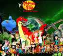 Phineas and Ferb Summer Adventure