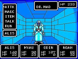 Dr mad