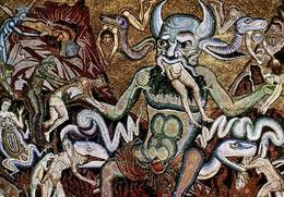 Hell by Coppo di Marcovaldo