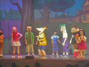 Phineas and ferb live 028