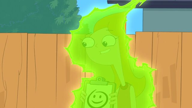 File:Candace getting hit with the Worst-Fear-inator.JPG