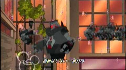Robot Riot(歌詞付き)-0