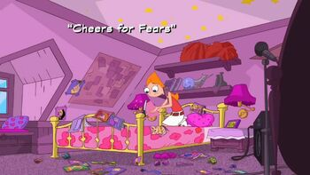 Cheers for Fears title card