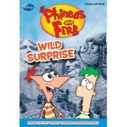 Wild Surprise pre-release artwork