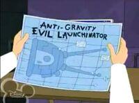 Evil Lauchinator plans