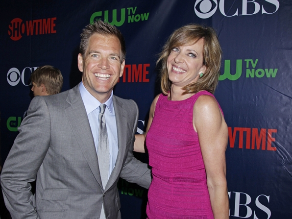 File:Allison Janney & Michael Weatherly.jpg