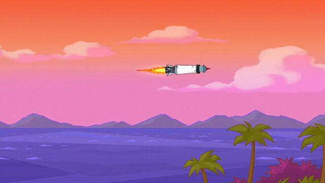 File:Rocket lighthouse in flight.jpg