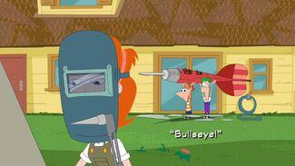 Bullseye! title card