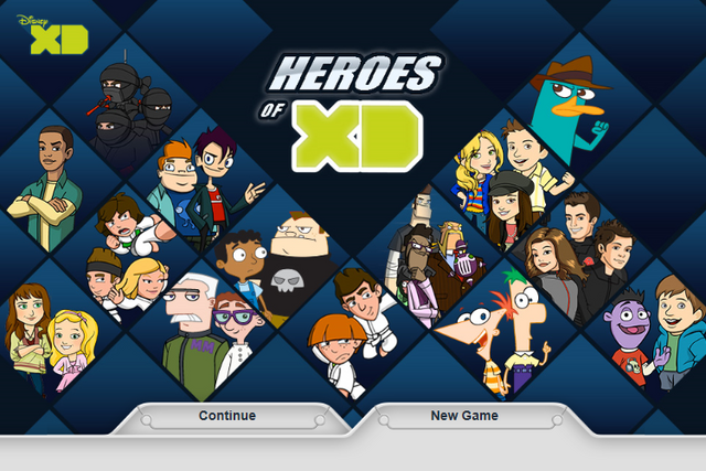 File:Heroes of XD title screen.png