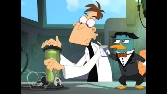 File:Doof drinking some juice .jpg