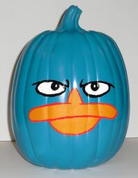 Perry pumpkin