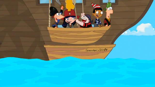 File:Grandpa's Dinghy - Leaving the ship.jpg