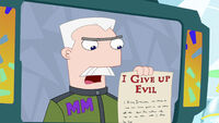 322a - I Give Up Evil