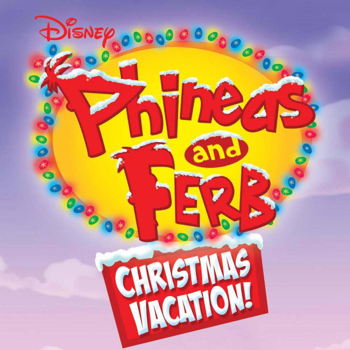 Phineas and Ferb Christmas Vacation! (soundtrack) | Phineas and ...