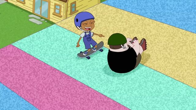 File:Baljeet continuing to laugh at buford who continues to roll over.jpg