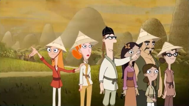 File:Chinese Lawrence and Linda ignore Candace.jpg