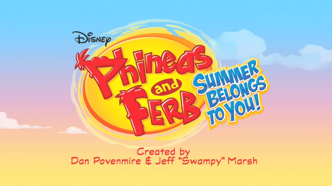 galleryphineas and ferb summer belongs to you phineas