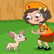 Milly and pinkie avatar