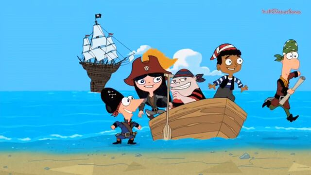 File:Pirate group jumping out of lifeboat.jpg