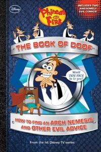 The Book of Doof front cover
