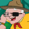 Clyde pirate avatar