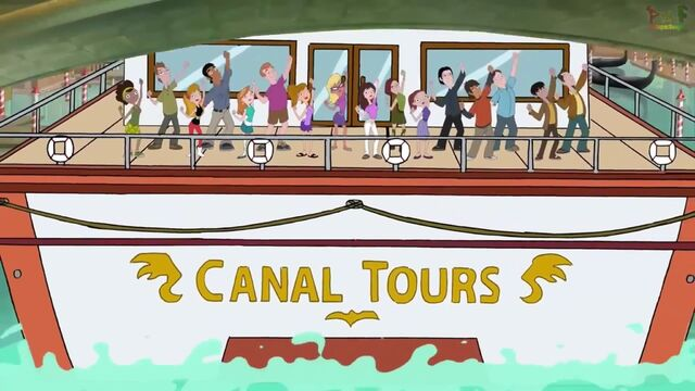 File:Audience on a boat labeled 'Canal Tours'.jpg
