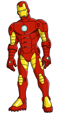 Mission Marvel - Iron Man