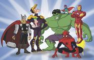 Mission Marvel Promotional Art 2