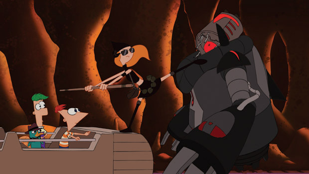 File:Candace fighting an evil robot.jpg