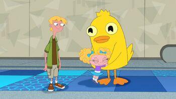 Ducky Momo loves you, too