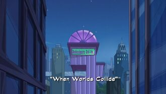When Worlds Collide title card