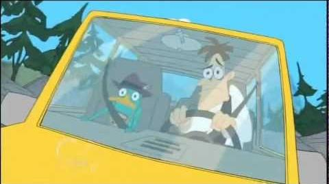 Phineas and Ferb songs - Drusselstein Driving Test Waltz
