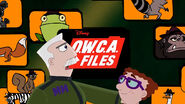 These are the OWCA Files