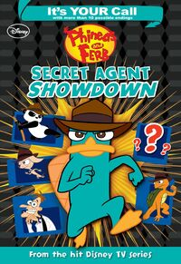 It's Your Call- Secret Agent Showdown front cover