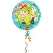 PnF Happy Birthday Balloon