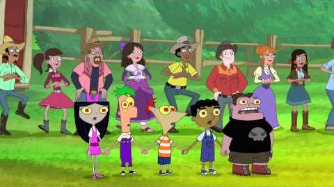 Phineas and Ferb - Danville Square Dance