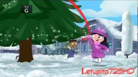 Phineas and Ferb - That Christmas Feeling (HD)