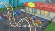 The day of the rollercoaster