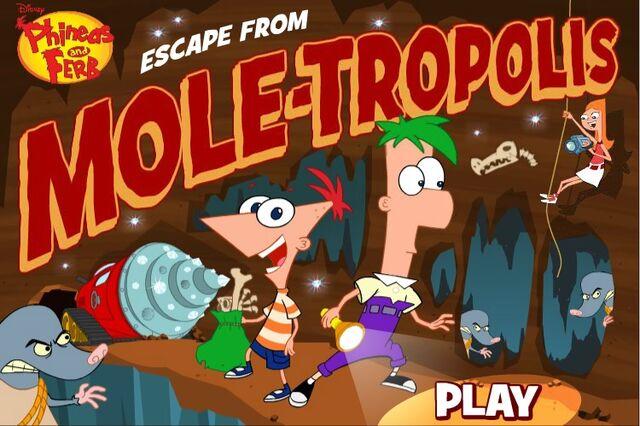File:Menu - Escape from Mole-tropolis.jpg