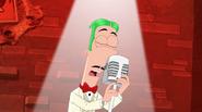 Ferb singing 2