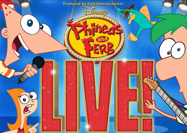 File:Phineas and Ferb Live! Logo.png