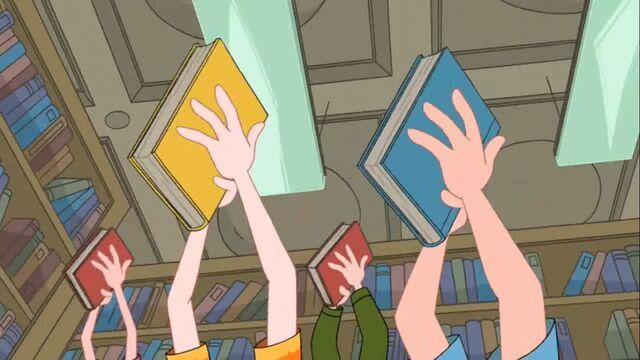 File:Books slammed in the air.jpg