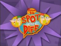 Spot the Diff logo