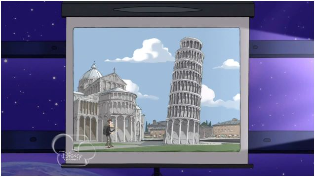 File:Doof goes to the leaning tower.JPG