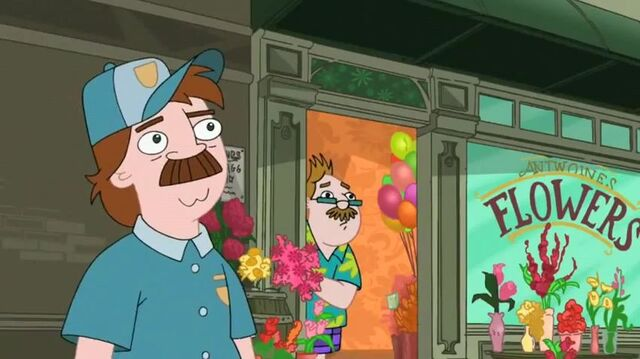 File:People at florist hear Ferb's speech.JPG
