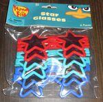 DesignWare 2012 Fabulous Perry Star Glasses