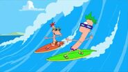 Flashback of P&F surfing