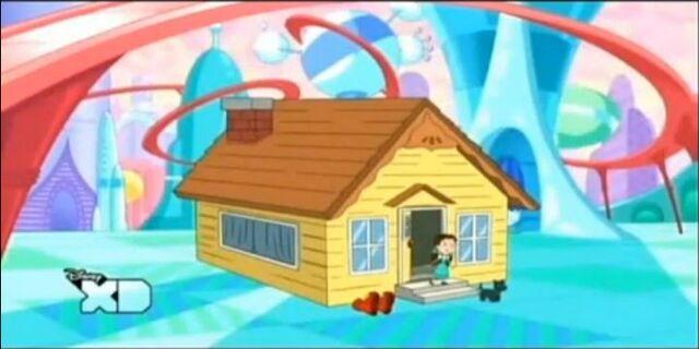 File:Dorothy's house.JPG